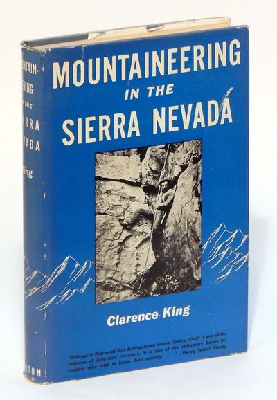 Mountaineering in the Sierra Nevada, King, Clarence