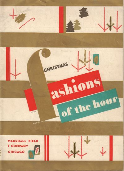 Image for Christmas Fashions of the Hour, Christmas Number 1931