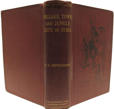 Image for Village, Town, and Jungle Life in India. With Illustrations.