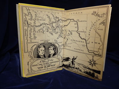 Image for Star of the West. The Romance of the Lewis and Clark Expedition.