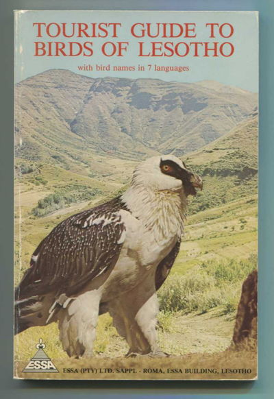 Tourist Guide to Birds of Lesotho, Reichardt, Manfred