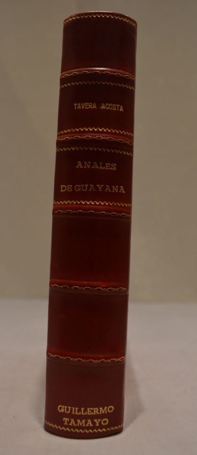 Image for Anales de Guayana