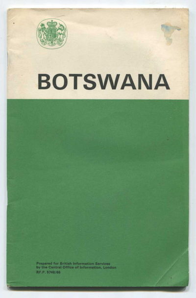 Botswana, British Information Services