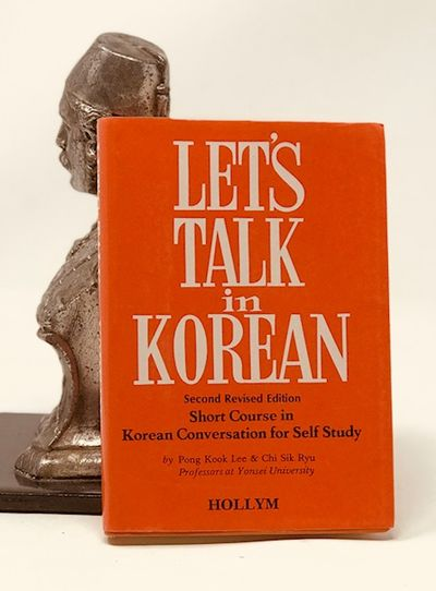 Let's Talk in Korean, Lee K. Pong