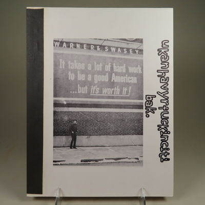 Image for Ukanhavyrfuckincitibak: D. A. Levy: A Tribute to the Man; an Anthology of  His Poetry;