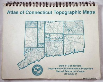 Atlas of Connecticut Topographic Maps.  DEP Bulletin 17, Connecticut Department of Environmental Protection
