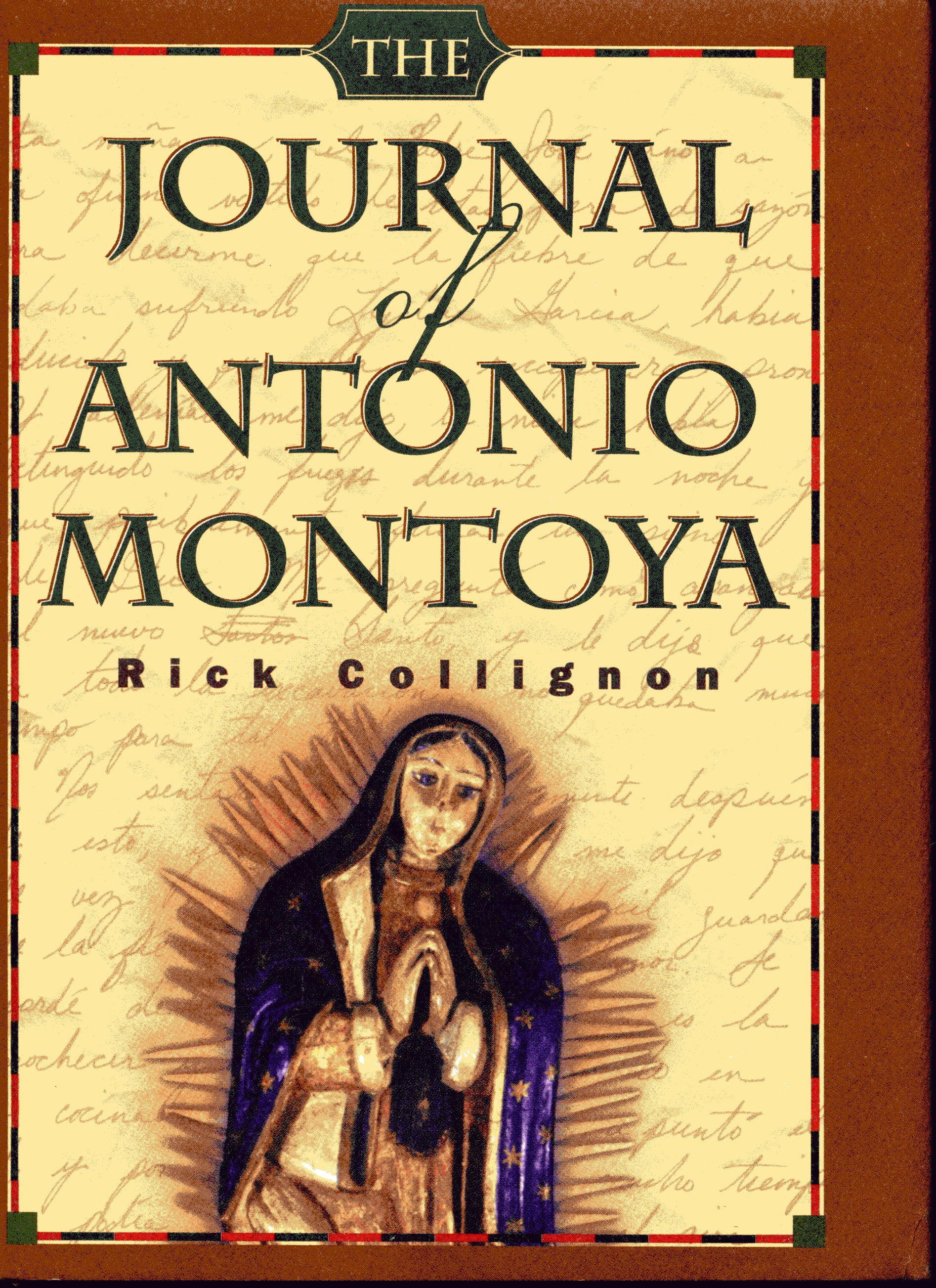 Image for The Journal of Antonio Montoya