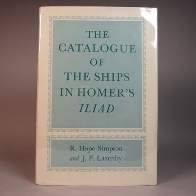 Image for The Catalogue of the Ships in Homer's Illiad