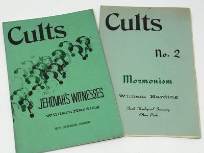 Cults No. 1 Jehovah's Witnesses & Cults No. 2 Mormanism, Harding, William