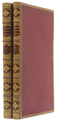 image of The Poetical Works of John Milton …