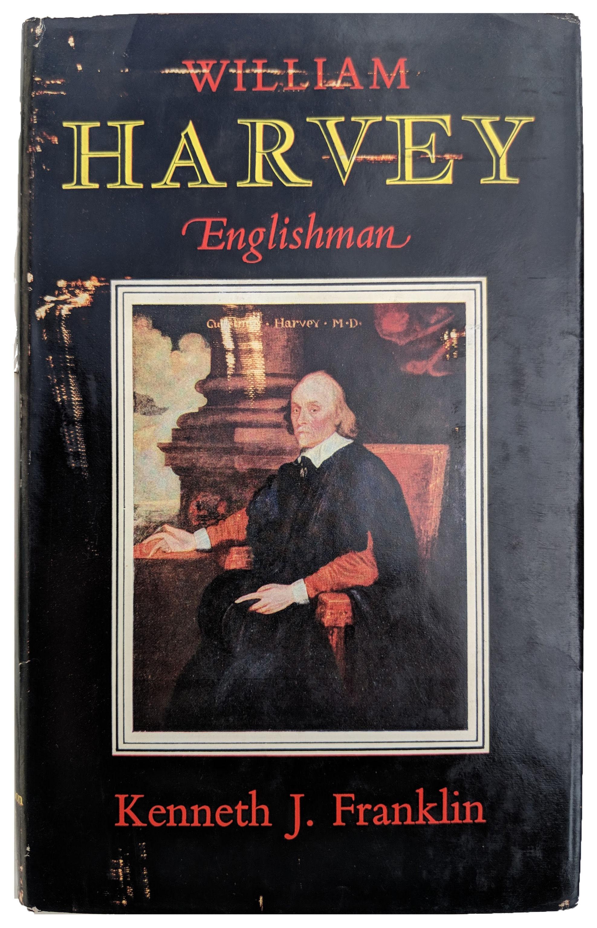 Image for William Harvey Englishman 1578-1657.