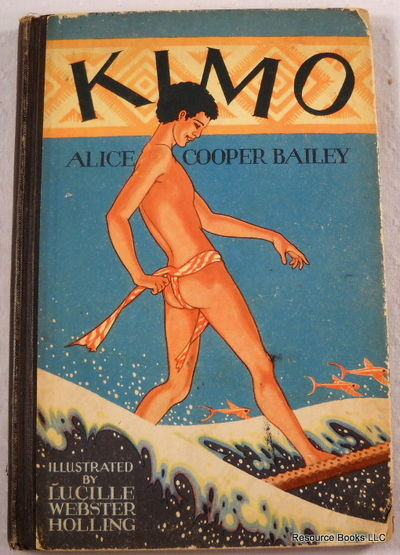 Kimo, Bailey, Alice Cooper.  Illustrated By Lucille Holling