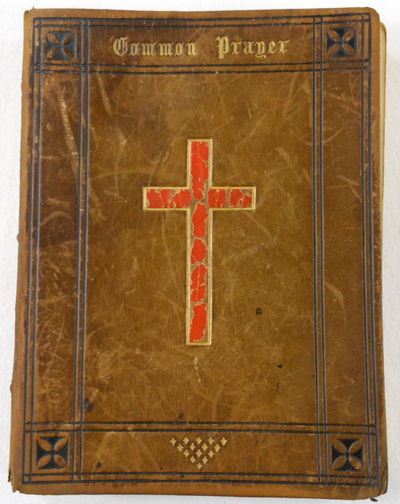 The Book of Common Prayer, and Administration of the Sacraments; and Other Rites and Ceremonies of the Church, According to the Use of the Protestant Episcopal Church in the United State of America: Together with The Psalter, or Psalms of David, Bible in English. Protestant Episcopal Church