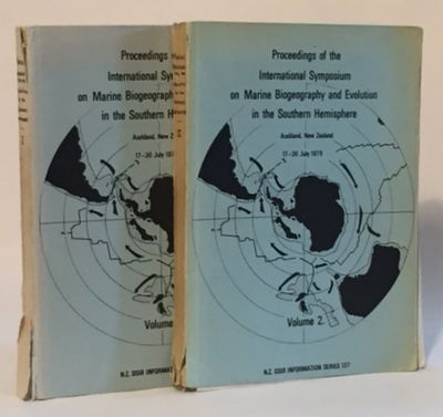 Proceedings of the International Symposium on Marine Biogeography and Evolution in the Southern Hemisphere, Auckland, New Zealand, 17-20 July 1978 Volumes I & II