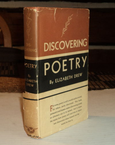 DISCOVERING POETRY, (Webster, Edward Harlan). Drew, Elizabeth