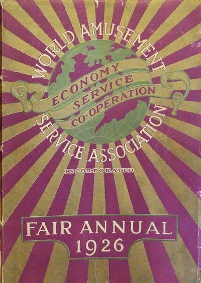 Image for World Amusement Service Association Fair Annual 1926