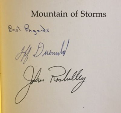 Mountain of Storms: The American Expeditions to Dhaulagiri, 1969 & 1973, Harvard, Andrew and Todd Thompson