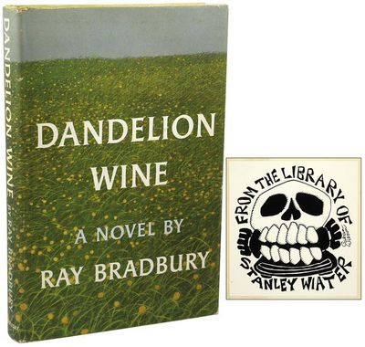 literary analysis of the book dandelion wine by ray bradbury Dandelion wine character analysis / plot structure analysis by ray bradbury cliff notes™, cliffs notes™, cliffnotes™, cliffsnotes™ are trademarked properties of the john wiley publishing company.