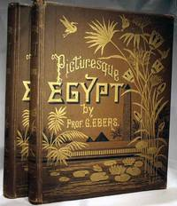 Egypt, descriptive, historical, and picturesque / by G. Ebers ; translated from the original German by Clara Bell ; with an introduction and notes by S. Birch - [complete in 2 large, folio volumes]