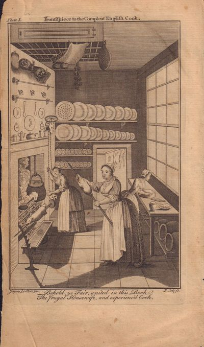 Image for The British Housewife: Or, The Cook, Housekeeper's and Gardiner's  Companion. Calculated for the Service both of London and the Country; and  directing what is necessary to be done in the Providing for, Conducting,  and Managing a Family throughout the Year.