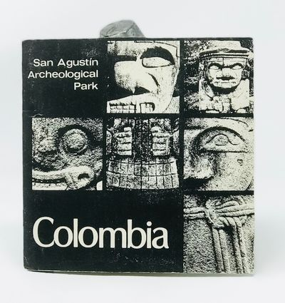 San Agustin Archeological Park Columbia, Gomez, Luis Duque