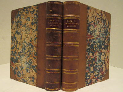A Series of Letters of the First Earl of Malmesbury His Family and Friends  from 1745 to 1829 (2 vol. set)