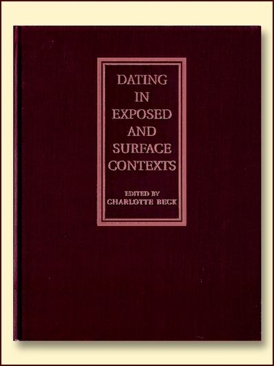 Dating in Exposed and Surface Contexts, Beck, Charlotte (ed.)