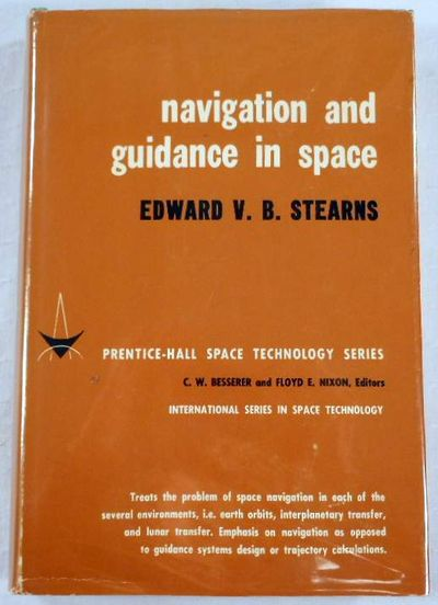 Navigation and Guidance in Space. Prentice-Hall International Series in Space Technology