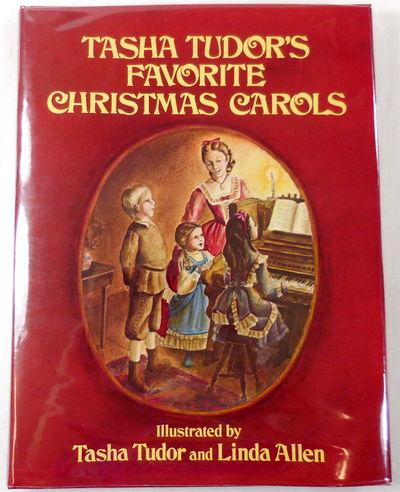 Image for Tasha Tudor's Favorite Christmas Carols