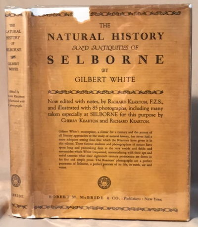 The Natural History and Antiquities of Selborne, White, Gilbert