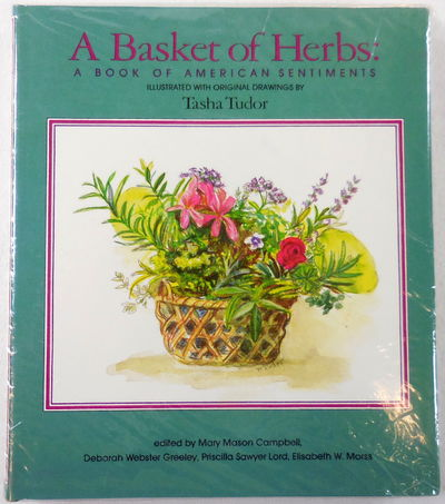 Image for A Basket of Herbs: A Book of American Sentiments