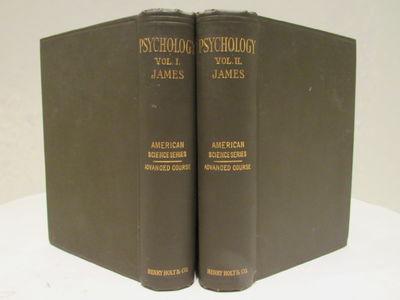 The Principles of Psychology (2 vol. set)