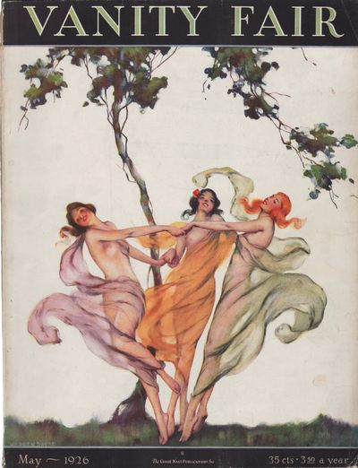 Image for Vanity Fair Magazine, May, 1926