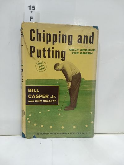 Image for Chipping and Putting  (SIGNED)