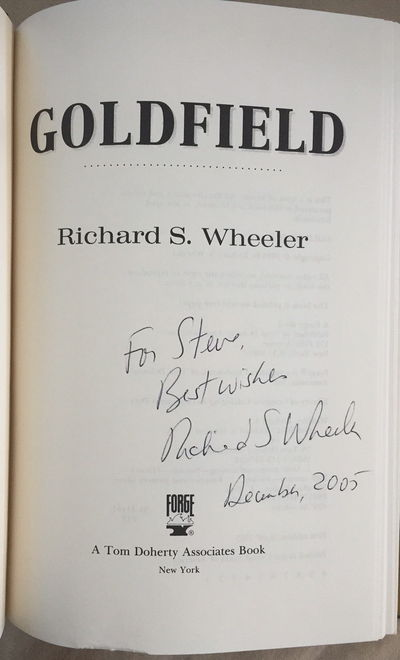 Goldfield, Wheeler, Richard S.