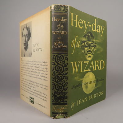 Image for Hey-day of a Wizard A Biography of Daniel Home, the Medium
