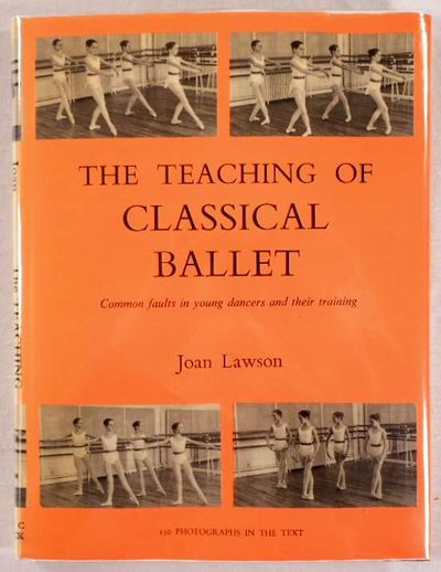 Teaching of Classical Ballet: Common Faults in Young Dancers and Their Training