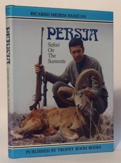 Persia: Safari on the Summits, Medem Sanjuan, Ricardo