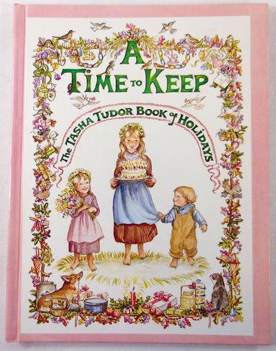 Image for A Time to Keep: The Tasha Tudor Book of Holidays