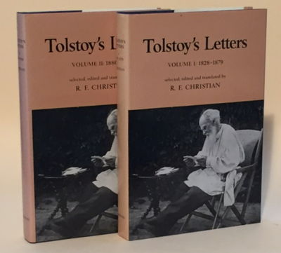 Tolstoy's Letters Volumes 1 & 2,, Christian, R.F. (ed)
