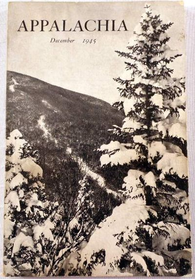 Appalachia. December 1945. Number 100, Appalachian Mountain Club