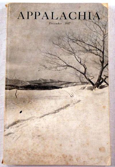 Appalachia. December 1947. Number 104
