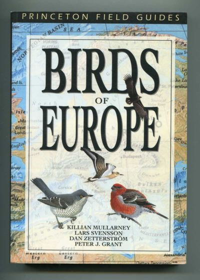 Birds of Europe, Mullarney, Killian, et al.
