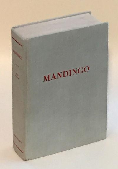 Mandingo, Onstott, Kyle
