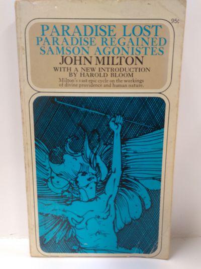 Image for Paradise Lost: Paradise Regained: Samson Agonistes