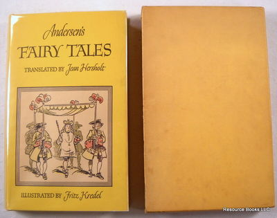 Andersen's Fairy Tales, Andersen, Hans Chrisitian. Illustrated By Fritz Fredel.  Translated By Jean Hersholt