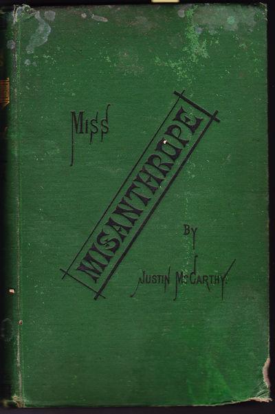 Miss Misanthrope, McCarthy, Justin