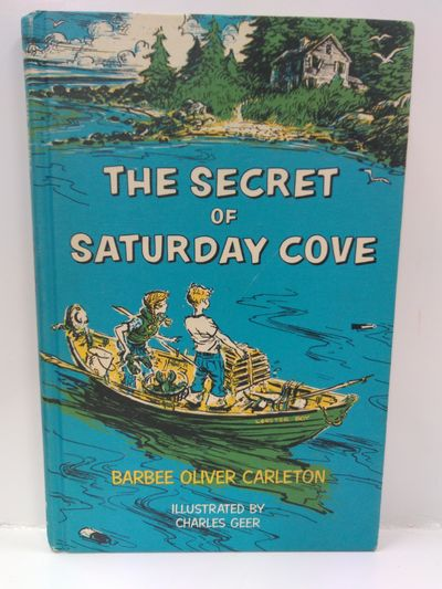 Image for The Secret of Saturday Cove