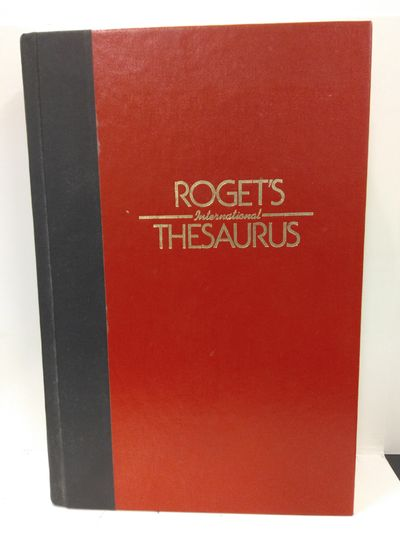 Image for Roget's International Thesaurus