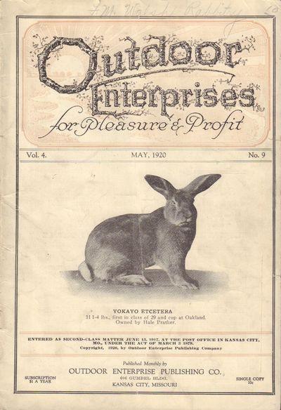 Image for Outdoor Enterprises for Pleasure & Profit, Vol 4., No. 9